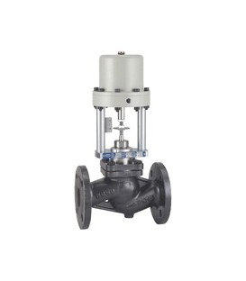 VL 10 - Ductile iron flanged on/off pneumatic actuated valves
