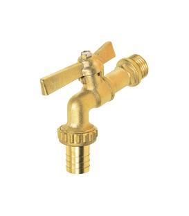 681 - Plain brass