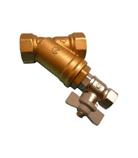 211 - Brass with drain cock