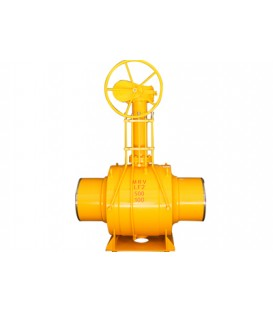 Gas Welded Ball Valve