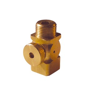 Manometer holder valves