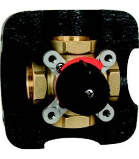 Insulation for mixing valves
