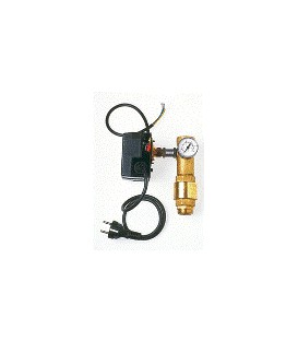 Automatic device set for water tanks 8 to 60 l