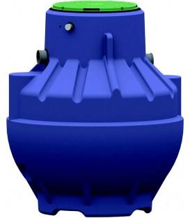 Greases separator with sludge trap YGO