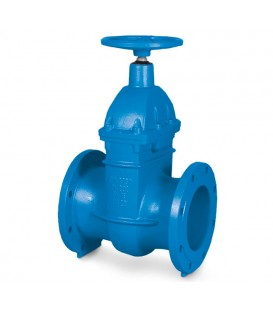 Metal seated gate valves