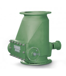 Check valve for sewage