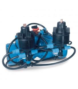 RAF – Diaphragm actuated valve