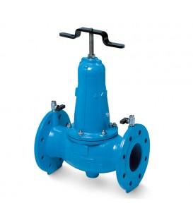 Spring operated pressure reducing valves