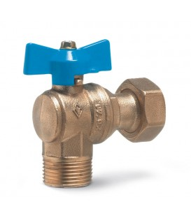 Service valves for meters