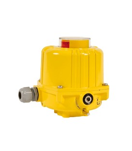 SA03 - Electric actuator - 30 Nm