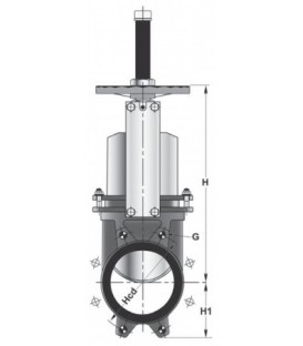 396891 - Knife Gate Valve