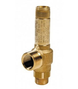 2871 - Brass - Pipe outlet
