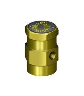 VK 70 - Brass - PN16