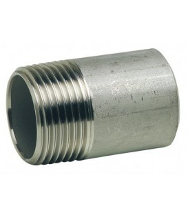 2034 - Welding nipple - Length - 50 mm