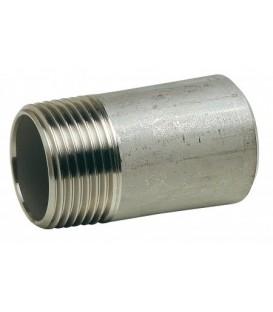2042 - Welding nipple - Length - 100 mm