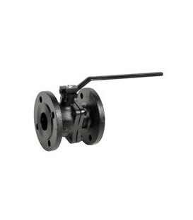 Cast iron ball valves