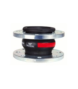 Rubber expansion joints for industry
