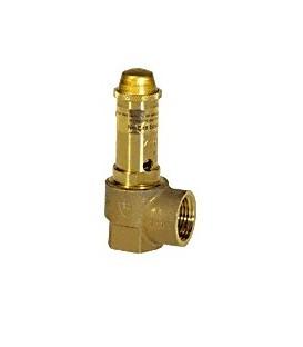 Sanitary safety valves