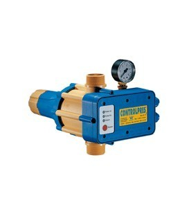 Automatic devices for domestic pumps