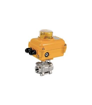 746 XS - 3 piece stainless steel ball valve SA05
