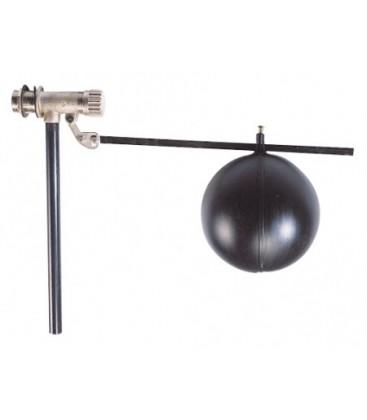 490 - Brass body - PE float