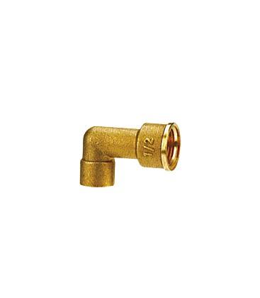 90 GCL - Elbow female threaded/female copper