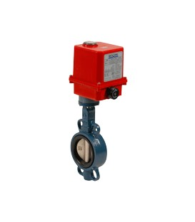 1123 - Cast iron butterfly valve UMA3,5