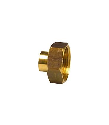 359 GC - 2 piece union female threaded/female copper