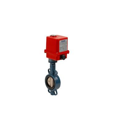 1121 - Cast iron butterfly valve UMA3,5