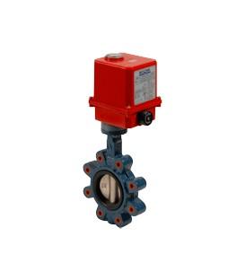 1133 - Cast iron butterfly valve UMA3,5