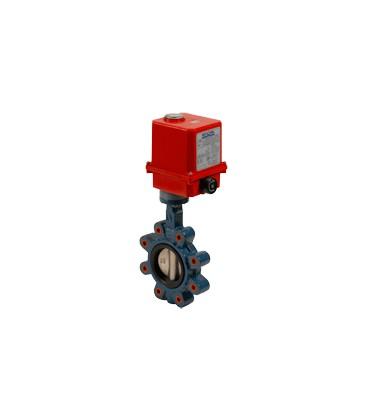 1133 - Cast iron butterfly valve UM3,5