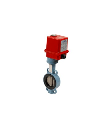 1153 - Ductile iron butterfly valve