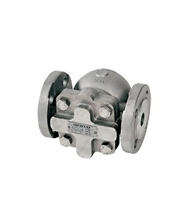 SK 61 - Stainless steel - PN25 Flanged