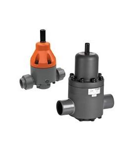 DHV712-R - PVC-U - DN10 to 50