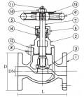F-7303-F-7409 - Stop Ventil