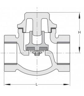 470022 - Kontra Ventil