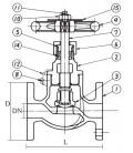 F-7301-F-7351 - Stop Ventil