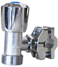 Washing machine valve - Self-drilling
