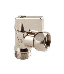 Sanitary valve - Angle