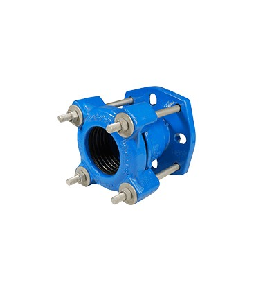 2501 - Universal flange with stop