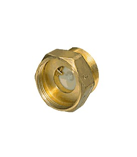 Thermostop check valves