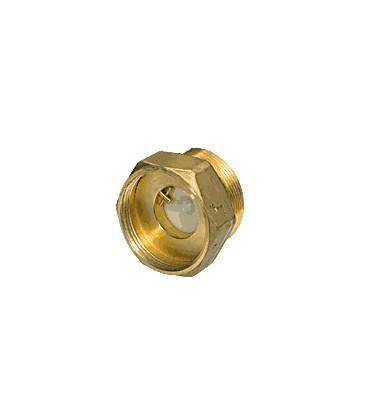 Thermostop check valves