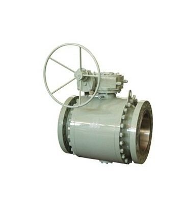 Flanged Ends Soft Seal Forged Steel Ball Valve