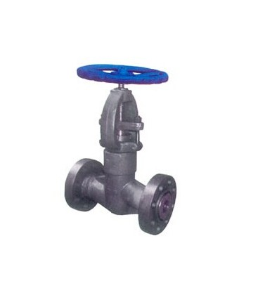Flanged End Pressure Seal Globe Valve 900LB-2500LB