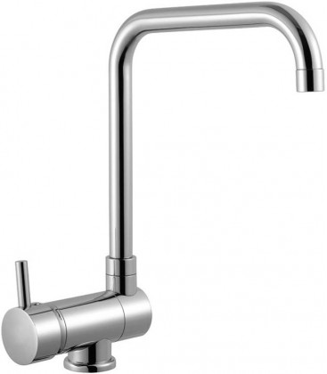 Dolo High mixer with adjustable nozzle