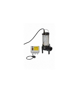 Semisom 265 automatic vertical outlet