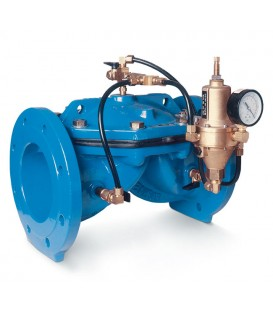 RAF – diaphragm actuated valve