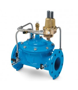 Diaphragm actuated valves – EN serie