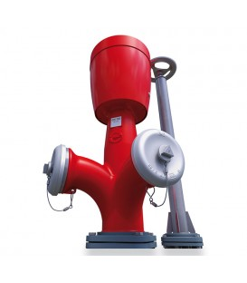 Industrial hydrant (German standard)
