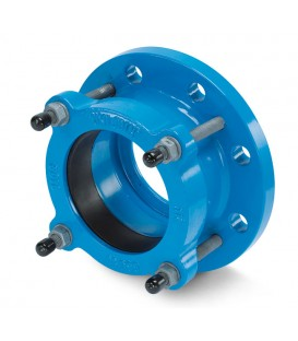 Dedicated flange adaptors